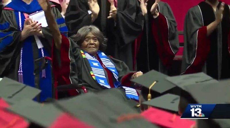 64 Years After Riots Drove Her Out of School, University Honors First Black Student to Ever Enroll