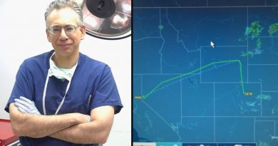 Foot Doctor Saves Passenger's Life by Following His Instincts and Ignoring Orders From the Ground
