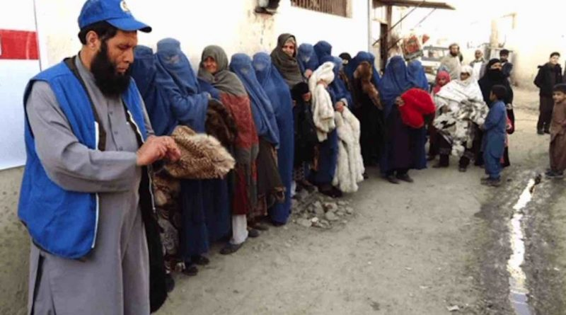 As Fur is Phased Out of Fashion, More Than 200 Donated Fur Coats Are Handed Out to Afghanis in Need