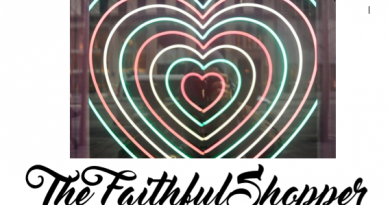 The Faithful Shopper: Valentine's Day Victory