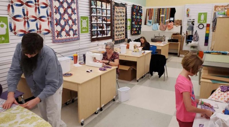JOANN Stores are Handing Out Free Fabric Supplies at Curbside to Anyone Sewing Face Masks at Home