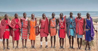 Maasai Nature Conservancy Asks For Help To Fight Pandemic—And 100,000 People Answer